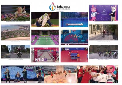 The Holland Times publishes photo essay of Baku 2015