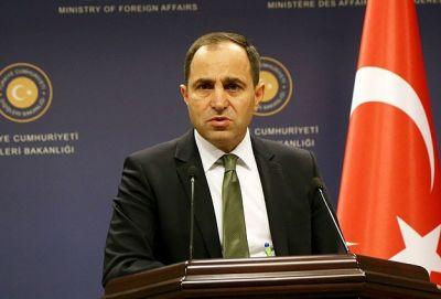 Turkey needn't  permission to fight terrorists Foreign Ministry's spokesman