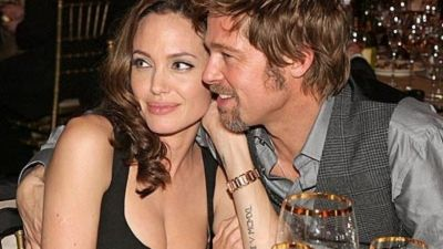 Jolie and Pitt on screen together again
