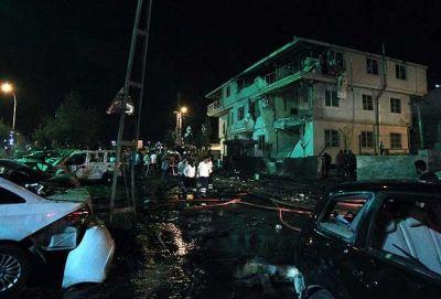 Ten injured in bomb attack in Istanbul