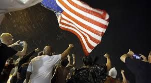 Ferguson: Protests return