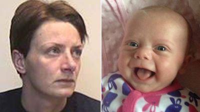Mother sentenced for killing her daughter