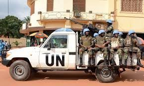 UN peacekeeper accused of raping 12 year-old girl