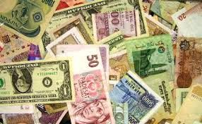 Exchange rates for August 13