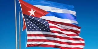 US Secretary of State visiting Cuba