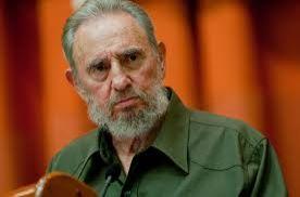 Fidel Castro  criticises the US