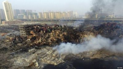 Tianjin blasts: Death toll rises to 85