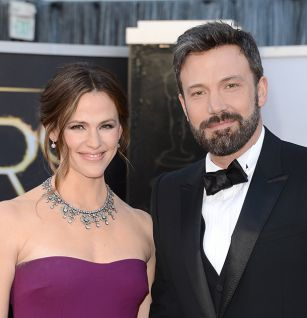 Ben Affleck celebrates his birthday with Jennifer Garner