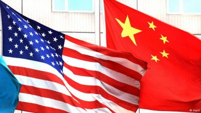 US warns China