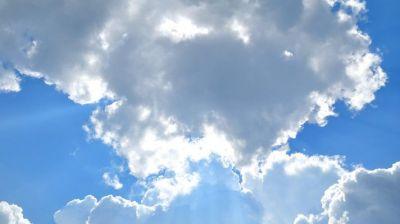 Завтра ожидается переменная облачность