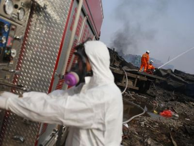 China blast: Death toll rise to 112