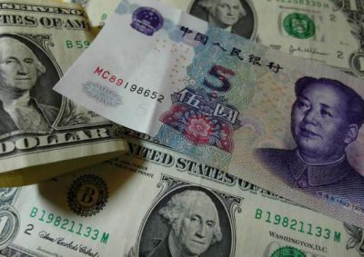 China strengthens yuan rate against dollar by 0.01%