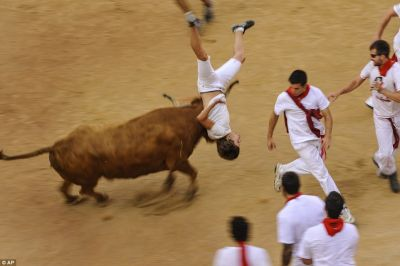 Spain: Bulls kill seven at summer festivals