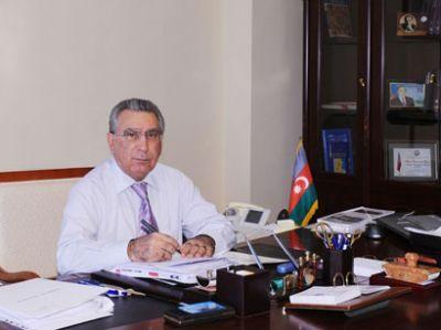 Academician Ramiz Mehdiyev's book published