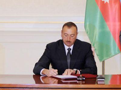 Ильхам Алиев выделил Исполнительной власти 3 млн. манатов