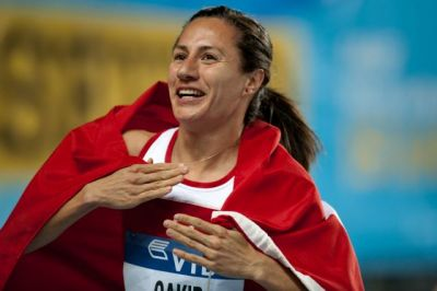 Turkish athlete stripped of gold for doping