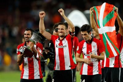 Athletic Bilbao won  Spanish Super Cup