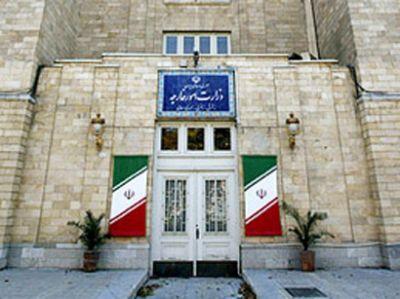 Посольство Азербайджана обратилось в МИД Ирана