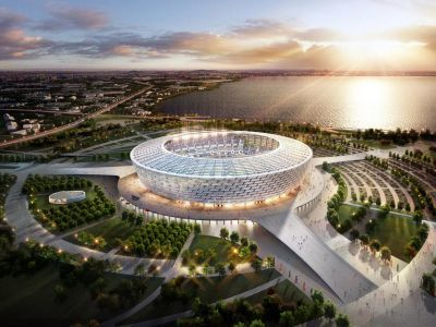 Baku Olympic Stadium: World`s best stadium