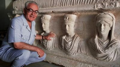 An archaeologist killed by IS militants