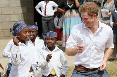 Prince Harry to visit America, South Africa