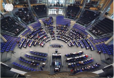 German Bundestag approves third Greek bailout