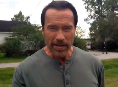 Arnold Schwarzenegger to appear in Chinese TV program