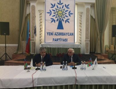 NAP Central Election Headquarters meeting held in Shirvan region PHOTO