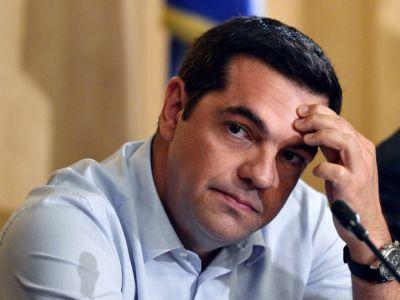 Greek PM resigns