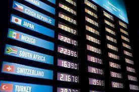 Официальный курсы валют