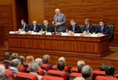 Preparations for parliamentary elections discussed in CEC