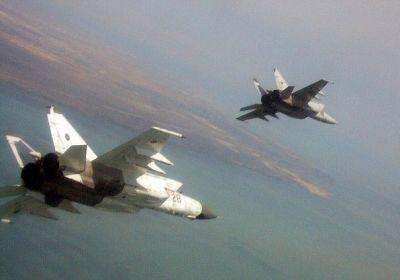 ВВС Азербайджана проводят учебно-тренировочные полеты