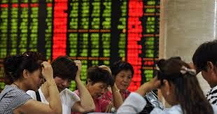 Chinese shares fall more than 7%
