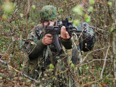 Azerbaijani Armed Forces: 5 enemy soldiers destroyed