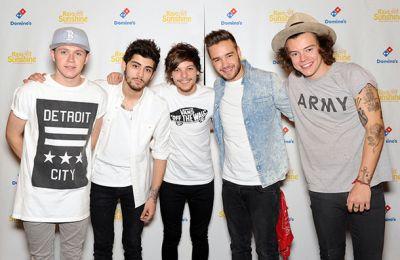 Группа One Direction распалась ФОТО