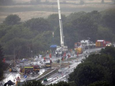 Air Show Disaster: Death toll rise to 20