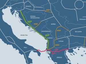 A discussion  to be held on Montenegro's joining TAP