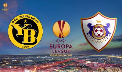 FC Qarabag's rival Young Boys to arrive in Baku tomorrow