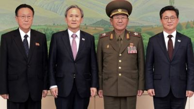 North and South Korea reach agreement