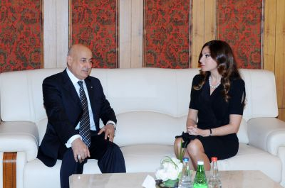 Mehriban Aliyeva an advocate of dialogue and positive interaction between cultures,  Director General of ISESCO