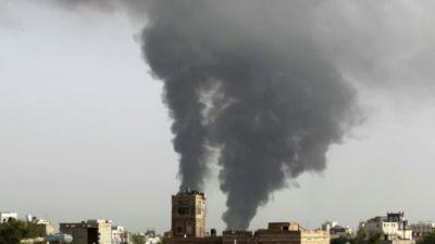 Yemen: At least 40 killed in air strikes