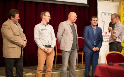 Mammadyarov wins Vienna Open–2015 international chess tournament