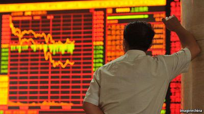 Chinese shares continue to lose