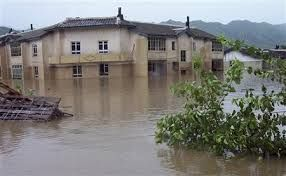 N. Korea:  floods kill 40 people
