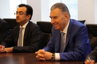 Azerbaijani Deputy PM visits