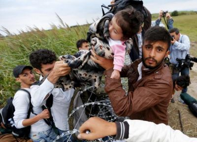 Hungary scrambles to confront migrant influx
