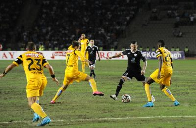 Qarabag FC  qualifies for Europa League group stage