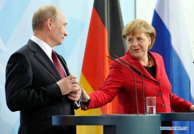 Almaniya nə Rusiyadan, nə də sanksiyadan əl çəkmir