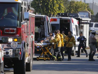 US: 2 killed in California shooting
