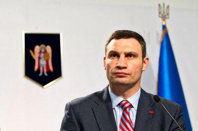 """Vitali Kliçko """"Solidarnost"""" bloku""""na başçılıq edəcək"""